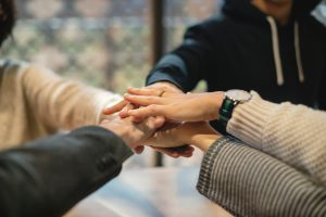 reduce your stress with teamwork