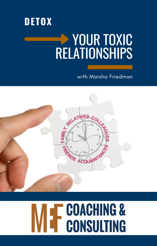 Cover of Detox Your Relationships Report Cover